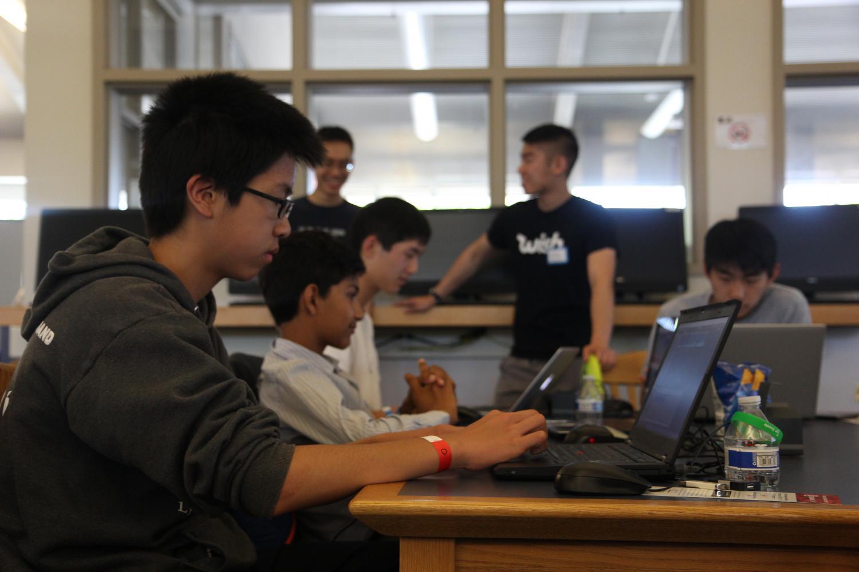 Lynbrook+hosts+first+ever+hackathon
