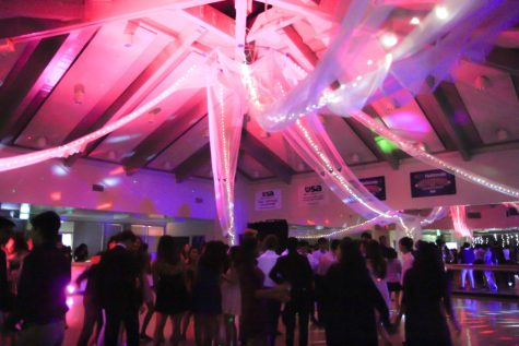 ASB holds first spring formal dance