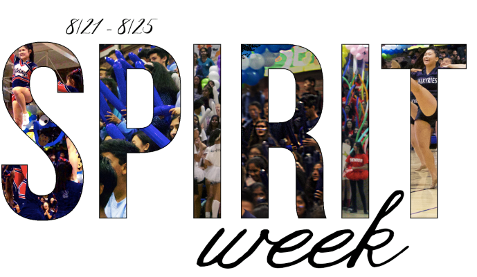 Lynbrook celebrates Spirit Week and rally