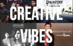 Five Songs to Evoke Creative Vibes