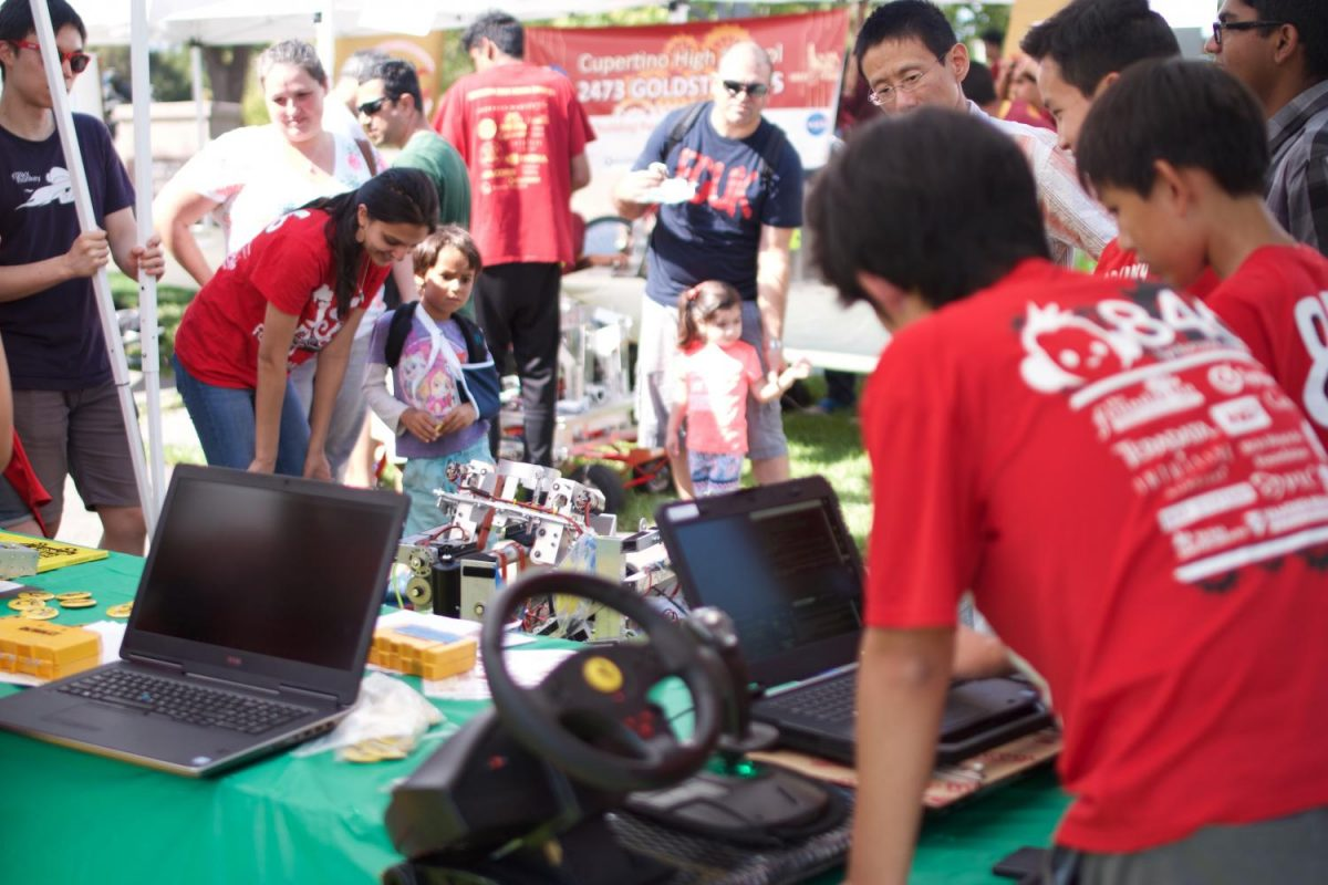 Silicon Valley Fall Festival showcases student work