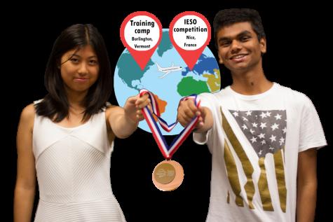 Lynbrook students win big at International Earth Science Olympiad