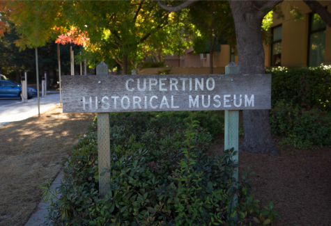 Cupertino museum displays local history