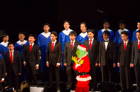 Music Department showcases talent at Winter Concert