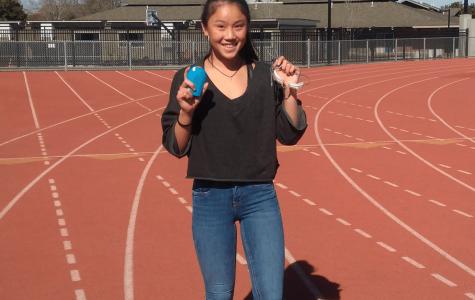 Erin Gao, sophomore