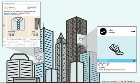Social media: the new platform for advertising