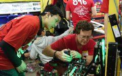 Robotics finishes a rewarding season