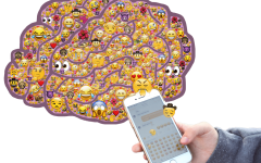 Emojis fill a gap in today's remote communication