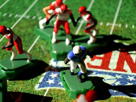 Students compete for virtual victory in fantasy football