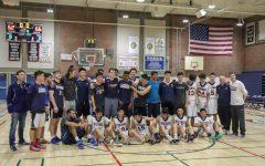 Lynbrook basketball team plays alumni in annual Alumni Basketball game