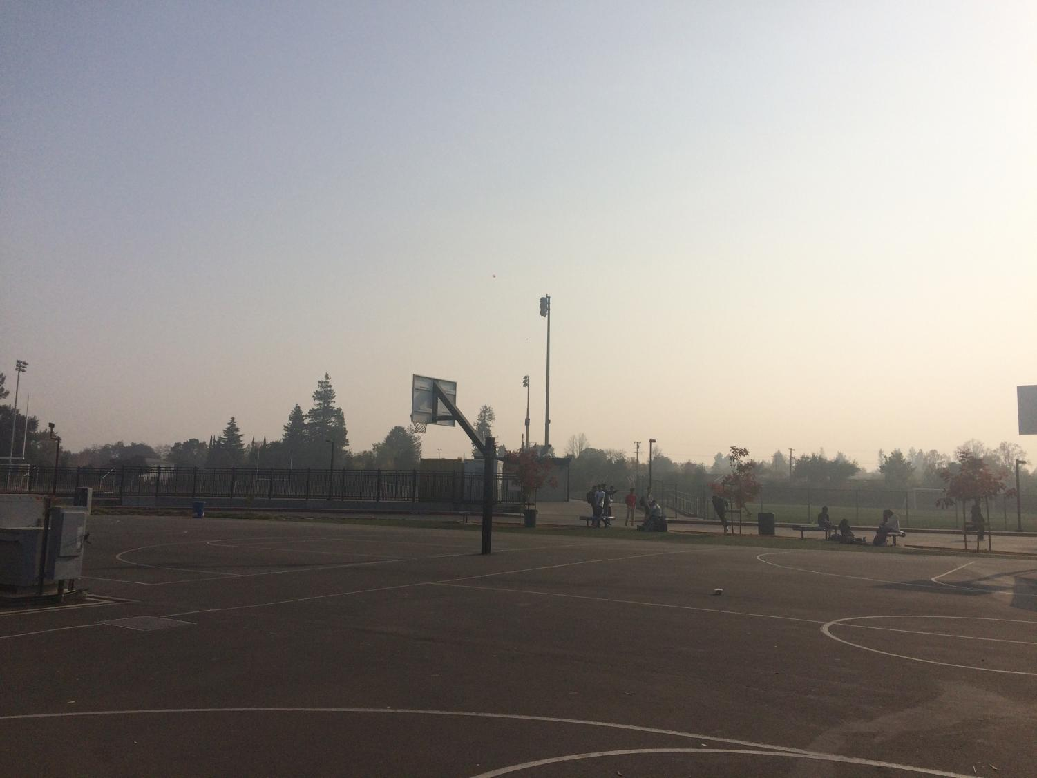 Smog from the Camp Fire travelled to the Bay Area (Nov. 16)