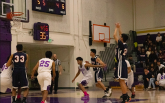 Varsity Boys Basketball: Battle for De Anza Boulevard