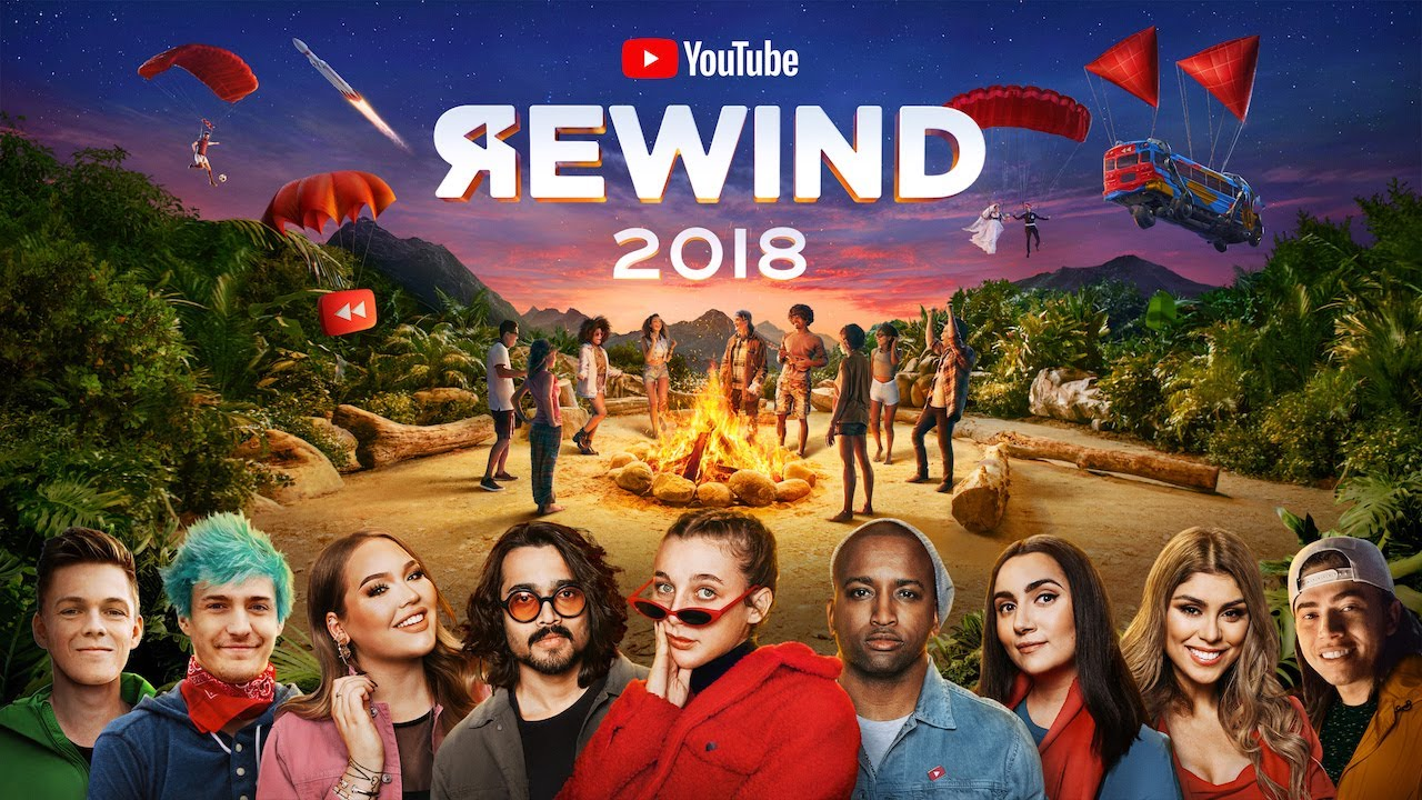 YouTube's annual YouTube Rewind video for 2018 sparked a lot of controversy on social media.