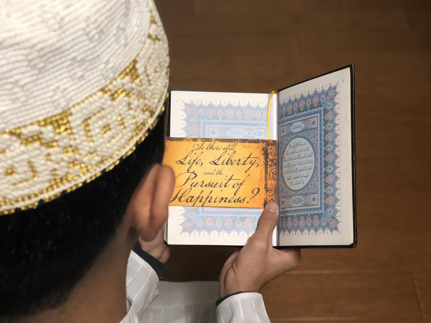 I'm Muslim — do I have the right to life, liberty and the pursuit of happiness?
