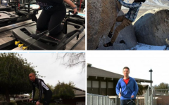 Working out after work: Lynbrook staff's various workouts