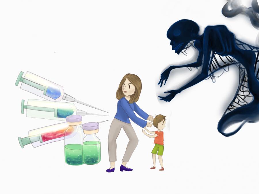 Anti-vaxxers threaten public health