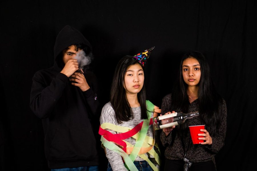 Life of the party: Exploring Lynbrook's party culture
