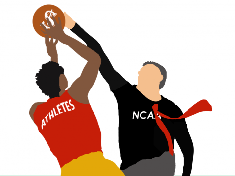 College athletes are priceless, but they're playing for free