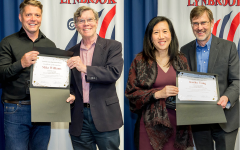 FUHSD recognizes exceptional students and faculty