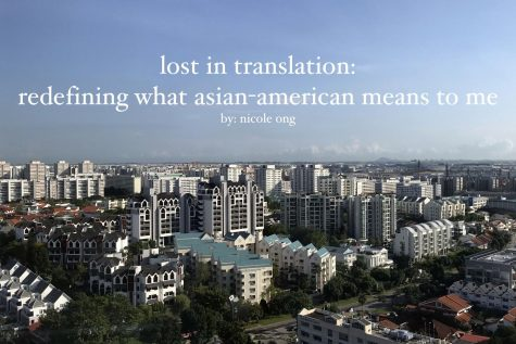 Lost in translation: redefining what Asian-American means to me