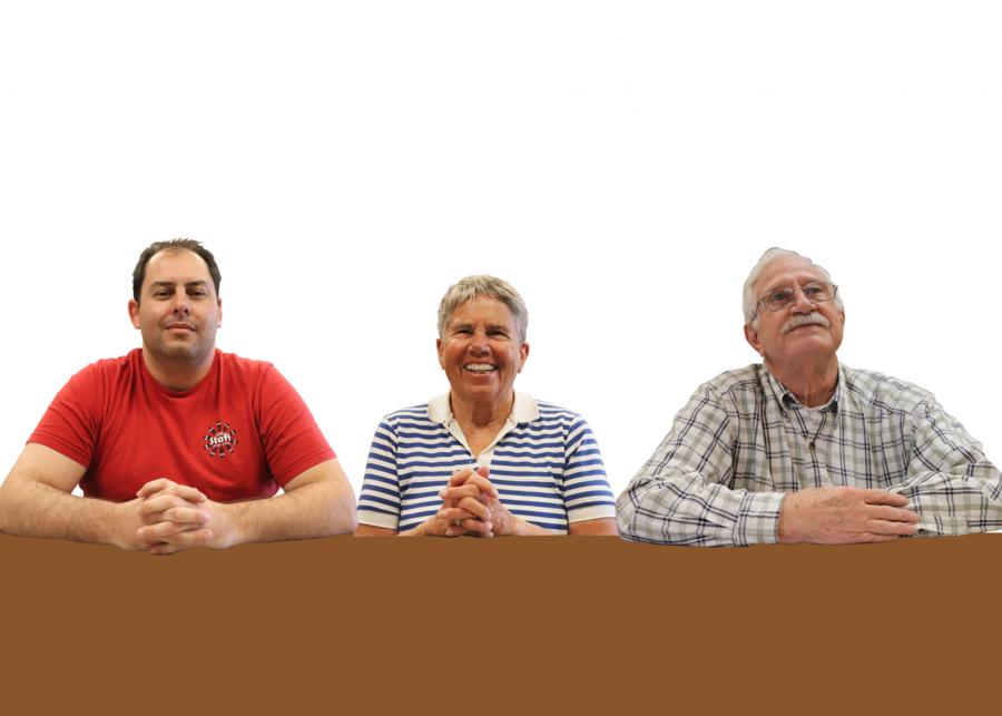 Familiar faces around campus: Lynbrook's substitute teachers