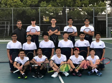 Boys tennis overcomes challenges through the season