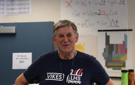 Meet Mr. Laskowski, our newest physics teacher