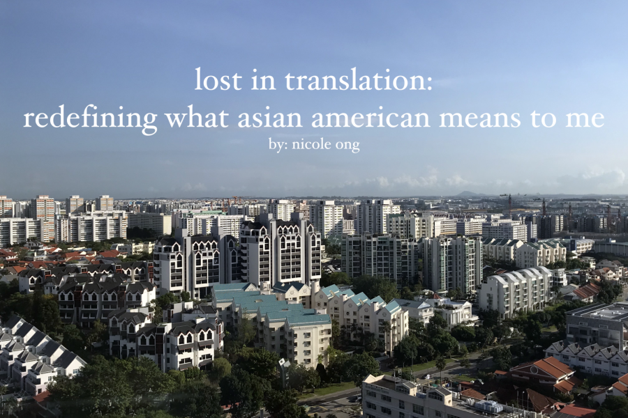 Lost in Translation: Redefining what Asian American means to me