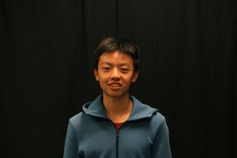 Photo of Elliu Huang