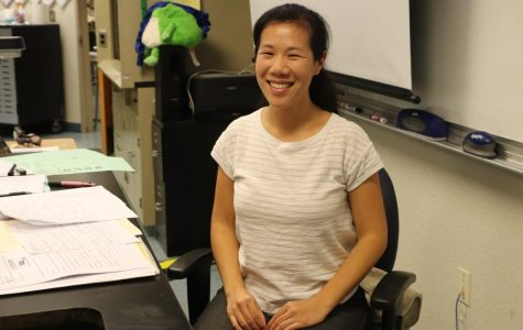 Meet new chemistry teacher Connie Leung!