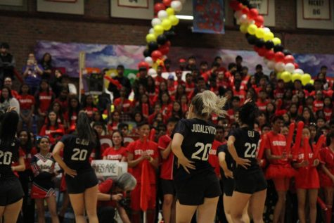 Homecoming: Freshman Skit 19-20