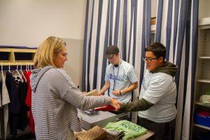 Viking Vault unlocks student job opportunities