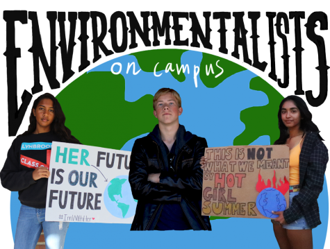 These three students take action to drive change on environmental issues.