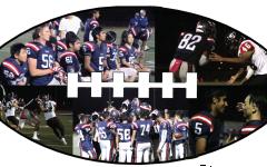 Varsity football tackles obstacles