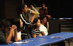 Wellness Panel prepares freshmen for their high school journeys