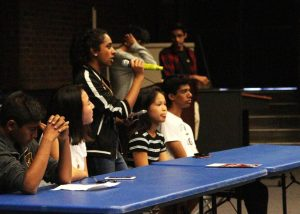 Wellness Panel prepares freshmen for their high school journeys