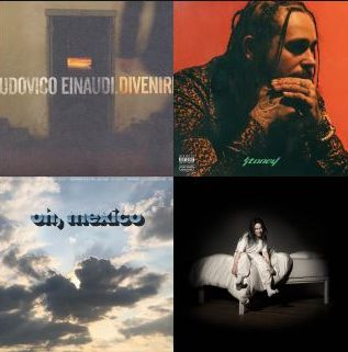 Five Songs to Evoke Creative Vibes