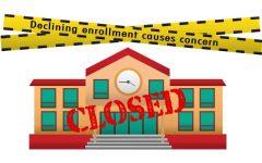 Declining enrollment causes concern