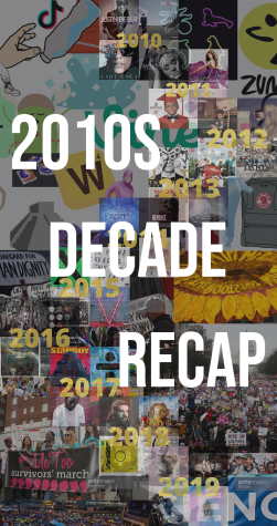 Relive the 2010s with our decade package!