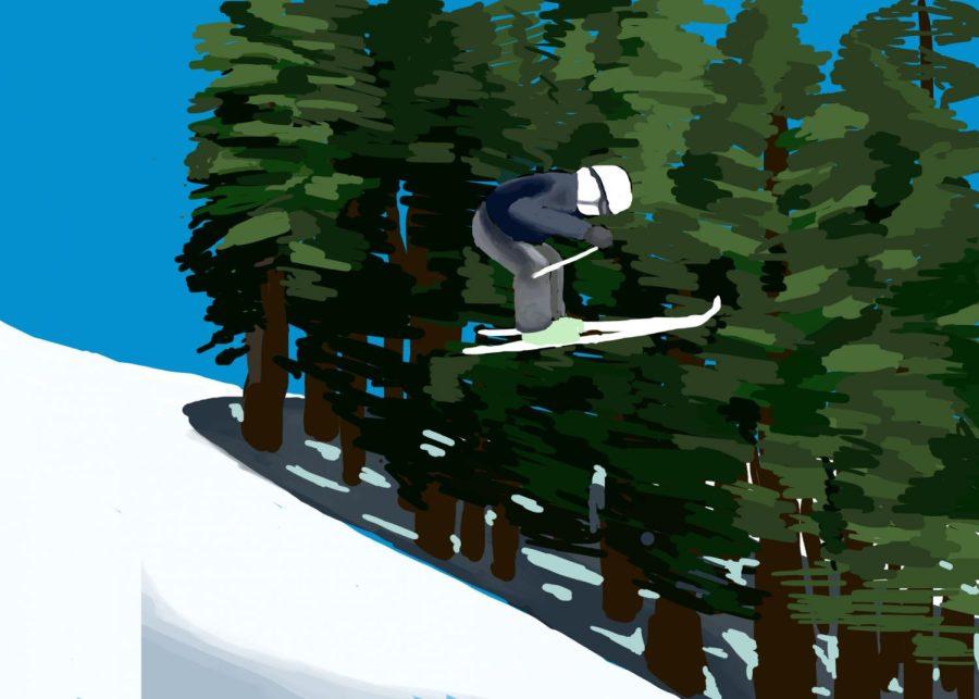 Cougar Karson: Squaw Valley ski instructor