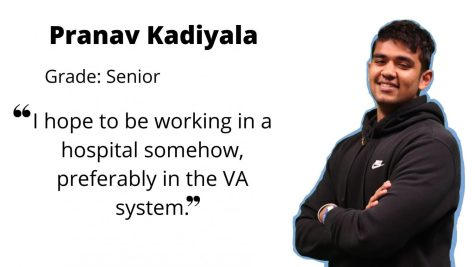 Pranav Kadiyala on his plans for the future: