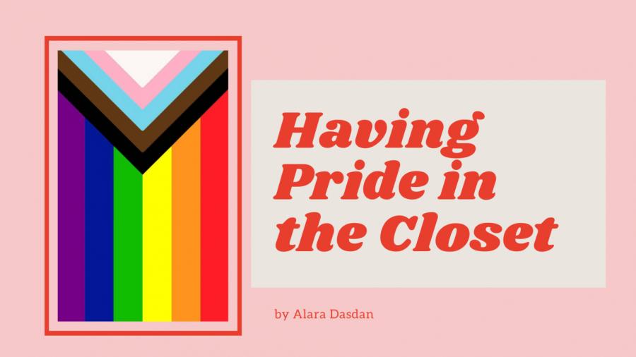 Having pride in the closet