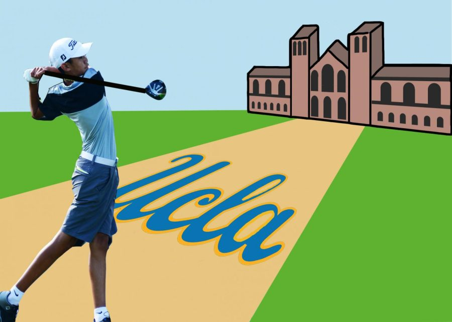 Ouyang will play golf at UCLA in the fall of 2022.