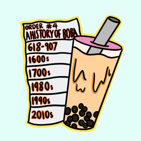 Take a sip of boba — and its history