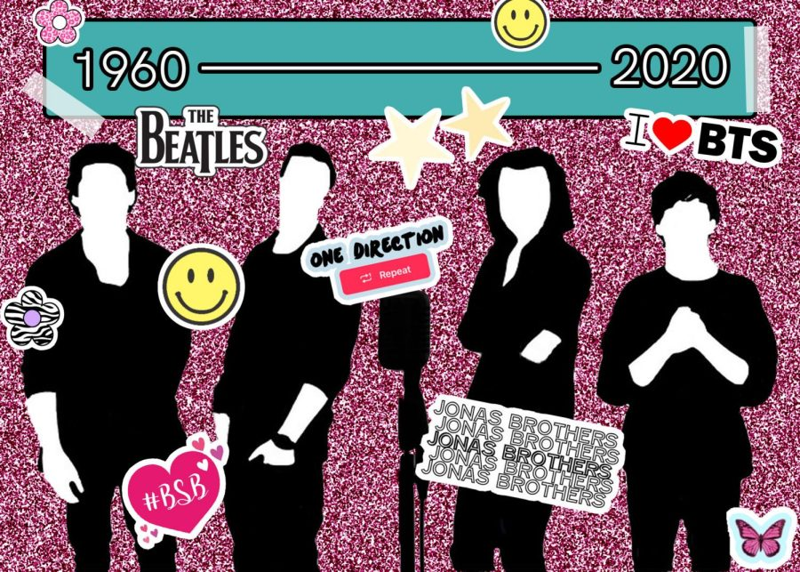 From the Beatles to Why Don't We, boy-bands have consistently been garnering large followings over the years, a trend likely to continue into the future.