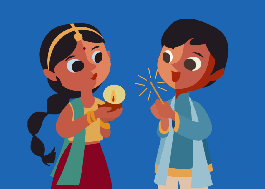 Ultimately, Diwali is an opportunity to spend time with loved ones. No matter what goes on in the world, people can always find a way to celebrate their shared culture.