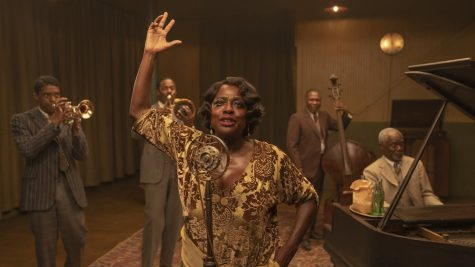 Based in 1927, the movie follows Ma Rainey, played by Viola Davis, and her band as they record an album in Chicago.