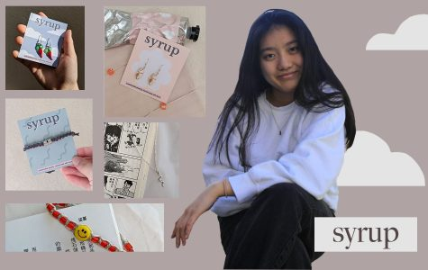 Jewelry sweet as syrup: Freshman Maple Leung's online store