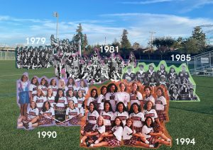The journey of Lynbrook's field hockey teams throughout the years.
