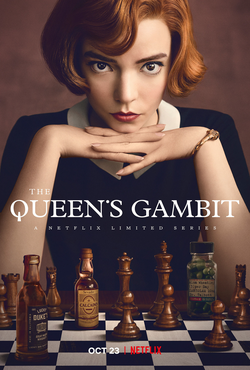 "The limited drama series ""The Queen's Gambit"" may not seem thrilling at first glance, but within a few episodes, each move the characters make keeps viewers at the edge of their seat."